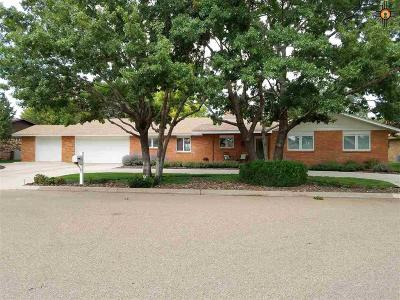 Clovis Single Family Home For Sale: 320 Diamondhead