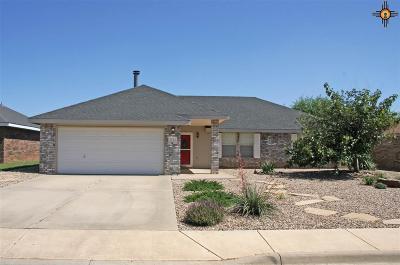 Clovis Single Family Home For Sale: 1713 Erinn Pl