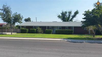 Hobbs NM Single Family Home For Sale: $225,000