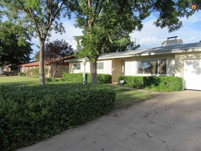 Hobbs Single Family Home For Sale: 1818 N Blanco Dr.