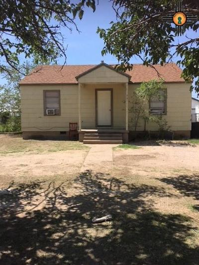 jal Single Family Home For Sale: 8 F Street