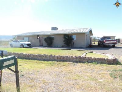Deming Single Family Home For Sale: 6840 SE Dona Ana Rd