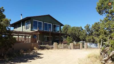 Catron County Single Family Home For Sale: 269 North Plains Mail Route Road