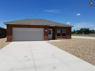 Portales Single Family Home For Sale: 1822 Quail Wood