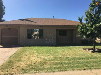Clovis Single Family Home For Sale: 3016 Las Palomas