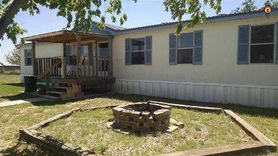 Portales Manufactured Home Under Contract-Don't Show: 1589 Cottonwood Pl
