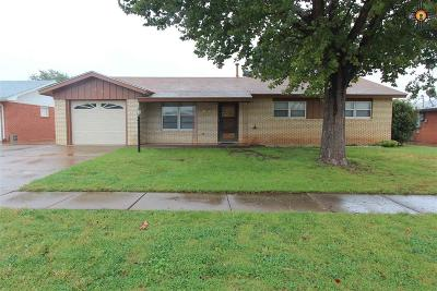 Clovis Single Family Home For Sale: 117 Westerfield Pl