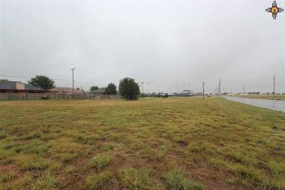 Clovis NM Residential Lots & Land For Sale: $30,000