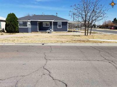 Hobbs NM Single Family Home For Sale: $114,500