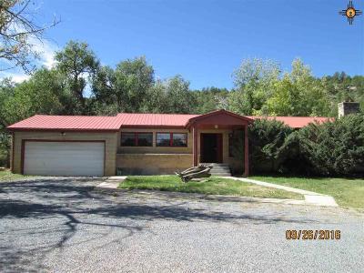 Single Family Home For Sale: 279 A Montezuma Rt.