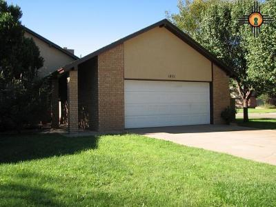 Clovis Single Family Home For Sale: 1801 Colonial Parkway