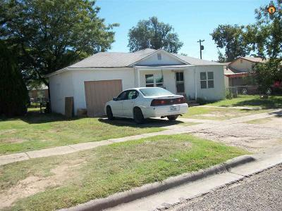 Portales Single Family Home For Sale: 116 N Globe