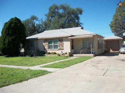 Portales Single Family Home For Sale: 105 N Indio