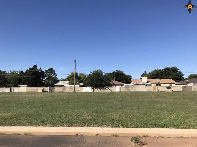 Clovis NM Residential Lots & Land For Sale: $19,500