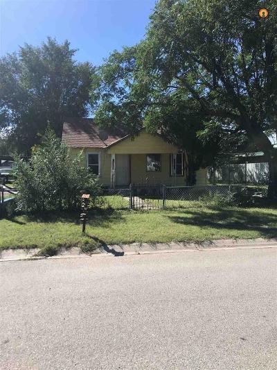Lovington Single Family Home For Sale: 1013 W Monroe Ave