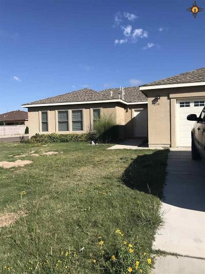 Hobbs NM Single Family Home For Sale: $215,000