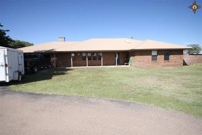 Lovington Single Family Home For Sale: 1619 W Dakota