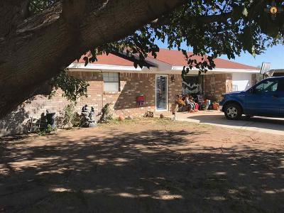 Hobbs Single Family Home For Sale: 3030 W Lucky Circle