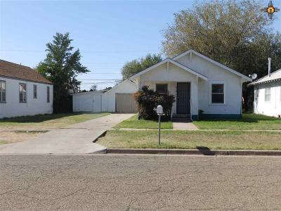 Clovis Single Family Home For Sale: 908 Wallace St.