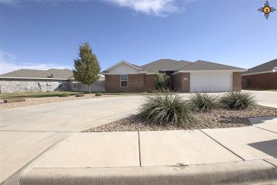 Clovis Single Family Home For Sale: 4621 Sandstone