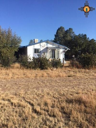 Catron County Single Family Home For Sale: 2 San Francisco Ave.