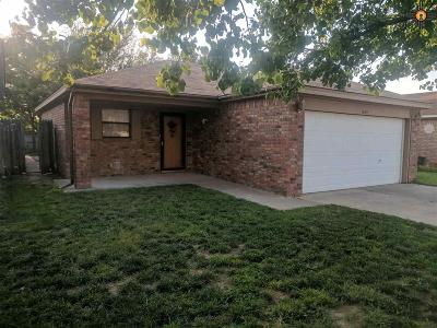 Portales Single Family Home For Sale: 1008 Sun Court