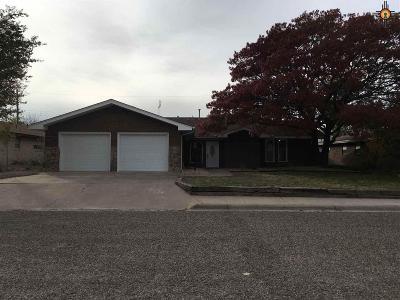 Portales Single Family Home For Sale: 228 Utah
