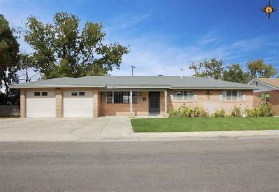 Hobbs Single Family Home For Sale: 326 W Rojo Dr