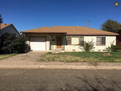 Clovis Single Family Home For Sale: 316 Sandia