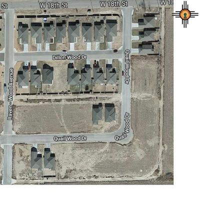 Portales Residential Lots & Land For Sale: 1825 Quail-Wood Dr