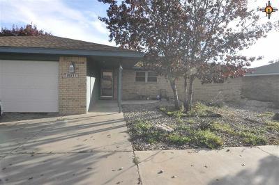 Clovis Single Family Home For Sale: 2117 P R Lyons