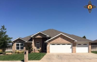 Clovis Single Family Home For Sale: 4101 Mariah Dr.
