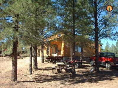 Catron County Single Family Home For Sale: 1016 Wild Horse Ranch Road