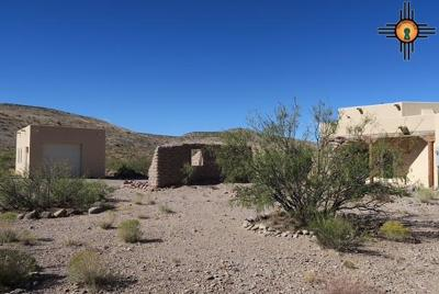 Sierra County Single Family Home For Sale: 1032 Las Palomas