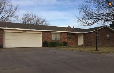 Clovis Single Family Home For Sale: 2556 Sharondale Drive