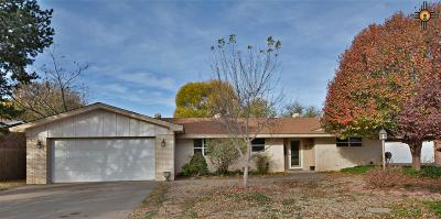 Clovis Single Family Home For Sale: 3516 Brynhurst Ct.