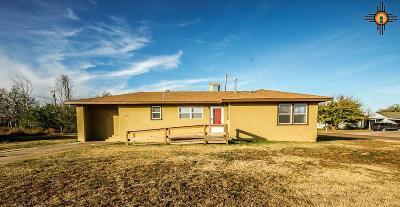 Clovis Single Family Home For Sale: 1020 E 5th
