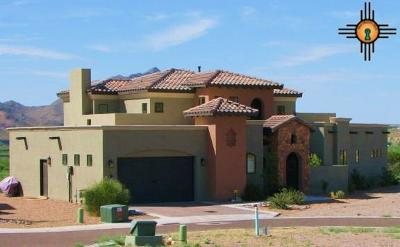 Sierra County Single Family Home For Sale: 106 Rinconada