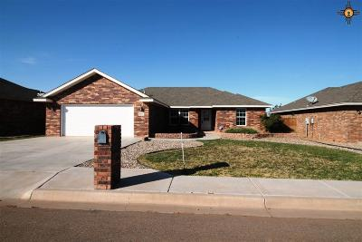Clovis NM Single Family Home For Sale: $190,000
