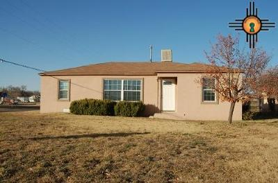 Portales Single Family Home Under Contract-Don't Show: 1001 E Amazon