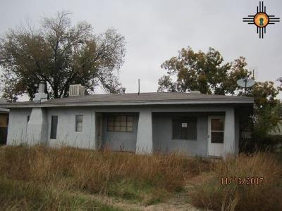 Portales NM Single Family Home For Sale: $30,000