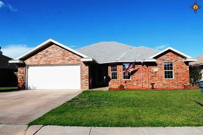 Clovis Single Family Home For Sale: 4005 Mariah Dr.