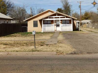 Clovis Single Family Home For Sale: 314 W 10th St.