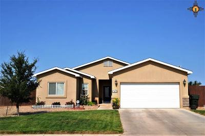 Clovis Single Family Home For Sale: 1816 Hali Ln.