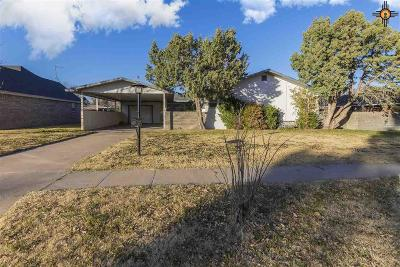 Portales Single Family Home For Sale: 1404 W 17th Lane