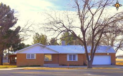 Lovington NM Single Family Home For Sale: $185,000