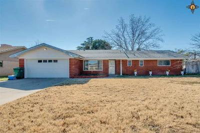 Hobbs Single Family Home For Sale: 517 W Silver