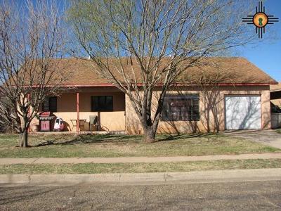 Clovis Single Family Home For Sale: 3008 Horn Ave