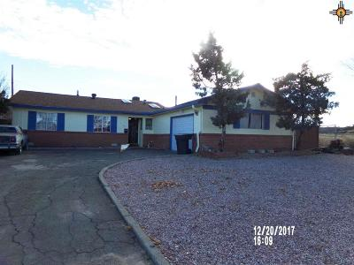 Gallup Single Family Home For Sale: 633 McKee