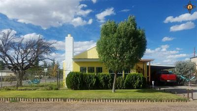 Sierra County Single Family Home For Sale: 1785 Veater